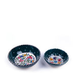 Load image into Gallery viewer, Turkish Ceramic Iznik Design Handmade Bowl Set Of Two-1