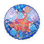 Load image into Gallery viewer, Turkish Ceramic Kutahya Design Handmade Plate - 18 cm (7.2'')