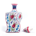 "Load image into Gallery viewer, Turkish Ceramic Iznik Design Handmade Samur Oriental Vase - 32 cm (12.8"")-2"