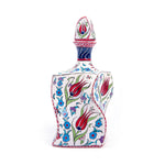 "Load image into Gallery viewer, Turkish Ceramic Iznik Design Handmade Samur Oriental Vase - 32 cm (12.8"")"
