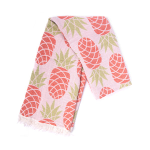 Turkish Towel, Pineapple Design Peshtemal-01