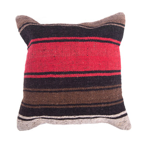 Vintage Kilim Cushion Cover-Front