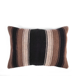 Vintage Kilim Pillow Cover-Front