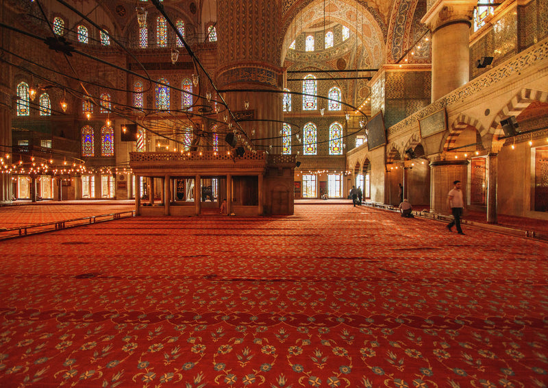 Istanbul Blue Mosque 1