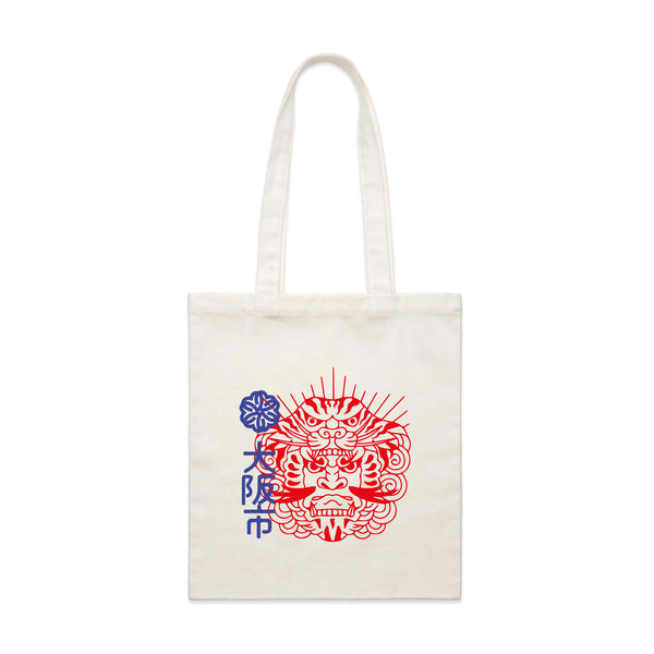 OSAKA CITY NATURAL TOTE
