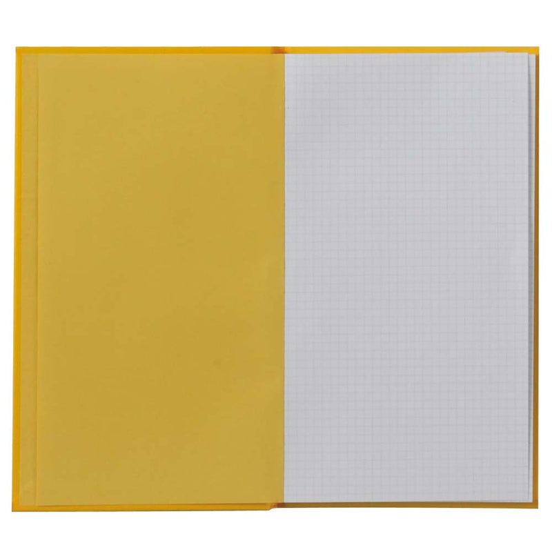 Trystrams Field Note Sketch Book - Safron Yellow