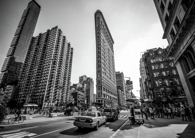 New York Flatiron