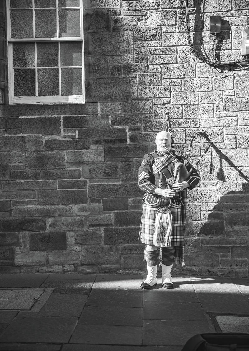 Edinburgh Bagpipes