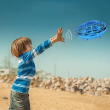 Load image into Gallery viewer, Mini Drone Quad Induction Levitation UFO