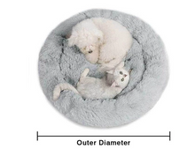 Load image into Gallery viewer, (Last Day Promotion, 50% OFF) Comfy Calming Dog/Cat Bed