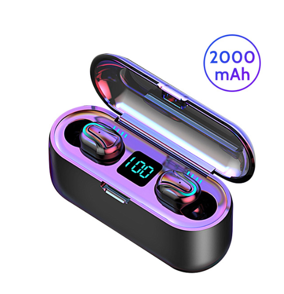 50%OFF - Promotion during [Halloween -Christmas] - Touch Control Wireless Earbuds - Buy Two Free Shipping
