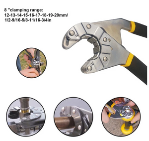 Multifunctional 8-inch open end wrench (50%OFF)