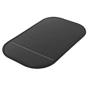 Silica Gel Anti-Slip Car Dashboard Non-slip Mat Magic Sticky Pad for Phone PDA mp3/4 (Black)