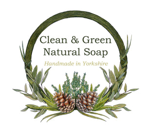 Clean & Green Natural Soap