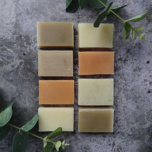 Handmade soap - natural soap- hand cut soap - ethical - cruelty free - sls free - paraben free - vegan friendly