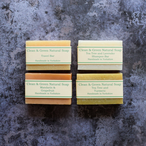 Natural soap - handmade soap - ethical - sls free - cruelty free - paraben free - hand cut