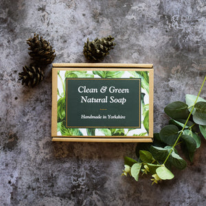 Tea Tree and Turmeric Soap Bar