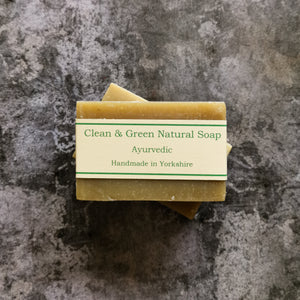 Ayurvedic Natural Handmade Soap