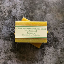 Load image into Gallery viewer, Handmade soap - natural soap- hand cut soap - ethical - cruelty free - sls free - paraben free - vegan friendly