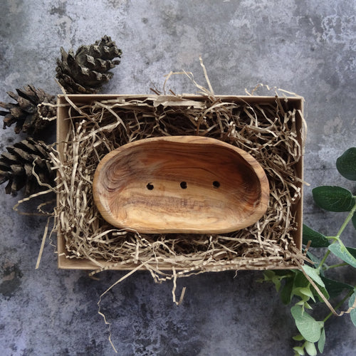 Olive Wood - Olive Wood Soap Dish - Soap Dish - Handmade - Handmade Soap Dish  - Handmade Gift- Handcrafted - Handcrafted Soap Dish -  Eco Friendly - Eco Friendly Gift - Eco Friendly Product - Ethical - Ethical Gift - Ethical Product - Sustainable - Sustainable Gift - Sustainable Product - Plastic Free - Plastic Free Gift - Plastic Free Product - Zero Waste - Zero Waste Gift - Zero Waste Product