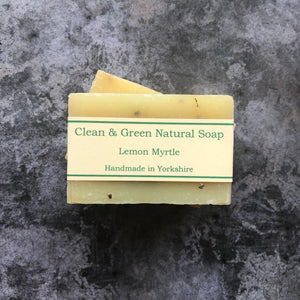 Lemon Myrtle Soap Bar