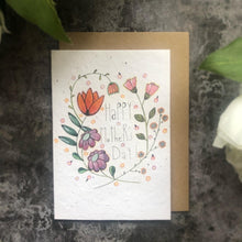 Load image into Gallery viewer, Mothers Day Plantable Card