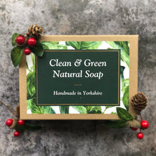 Load image into Gallery viewer, Natural - Handmade - Rustic - Soap Dish - Gift - Accessories - Plastic Free - Eco Friendly - Ethical - Handcrafted - Yorkshire - Made in Yorkshire - Zero Waste - Sustainable - Sustainable living - Plastic Free Living - Ethical Living - Plastic Free Living
