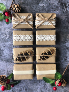 Rustic Christmas Favour Gift Set
