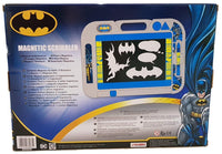 Batman Magnetic Scribbler Doodle Drawing Board with Magnetic Stamps