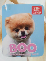 Boo The World's Cutest Dog Plush Satchel / Hand Bag / Purse
