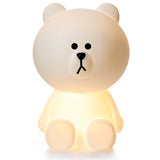 Brown Bear Lamp S by Mr Maria - Dimmable LED Night Light Miffy's Friend