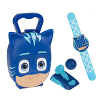 PJ Masks Catboy Case - Snap Band, Fur Balls and Launcher