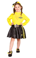 The Wiggles Emma Dress Up 2 Pcs Costume Small 3-5 years for Kids