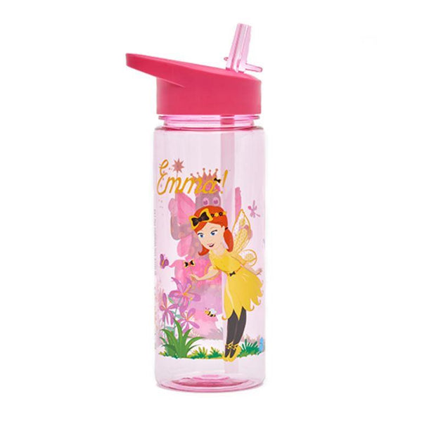 The Wiggles Emma Drink Bottle / Water Bottle Built In Straw for Kids Dorothy