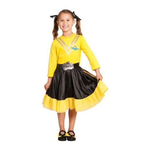 The Wiggles Emma DELUXE Dress Up Costume 3-5 years