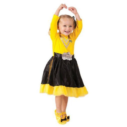 The Wiggles Emma DELUXE Dress Up Toddler Costume 1.5-3 years
