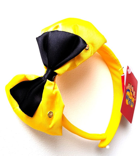The Wiggles Emma Headband Bow With Light - Dress Up Costume for Kids