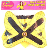 The Wiggles Emma Dress Up Wand And Wings  Costume for Kids