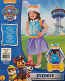 Paw Patrol Everest Costume Small 3-4 Years Dress Up for Kids / Children