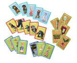 Peter Rabbit Card Game 36 Large Cards Peter's Pairs, Get The Set, Yucky Worms