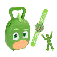 PJ Masks Gekko Case - Snap Band and Gekko Wall Climber