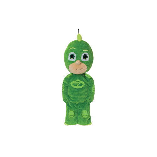 PJ Masks Gekko Pyjama Bag / Plush Soft Toy