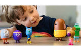 Hey Duggee Squirrel Figurine Set with GIANT Duggee 6 Pcs - Great for Cake Topper