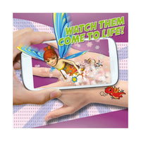 Magic Tattoos Come to Life with Magic Tatts App 3D Augmented Reality for Girls