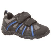 Grosby Mack Children / Kids / Boys Shoes Black - Size EU 22