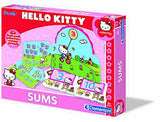 Hello Kitty Sums Board Game for Kids Sanrio