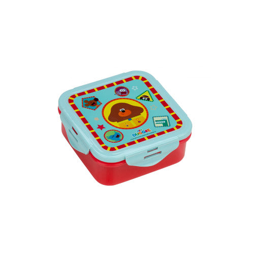 Hey Duggee Snack Box for Kids Mini Lunch Box / Lunch Container