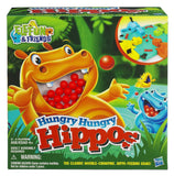 Hungry Hungry Hippos Elefun & Friends Board Game for Kids by Hasbro