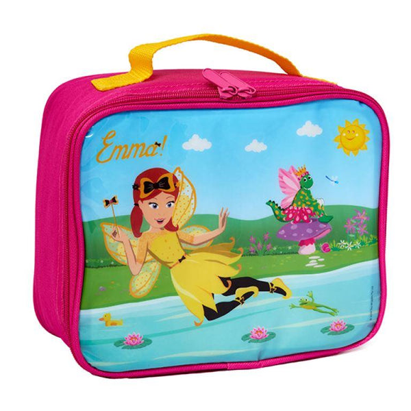 The Wiggles Insulated Lunch Bag / Emma & Dorothy Lunch Box for kids