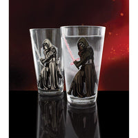 Star Wars Kylo Ren Lightsaber Colour Change Heat Sensitive Mug / COLD Water Glass